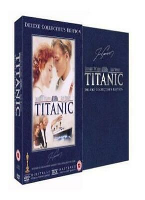 Titanic (4 Disc Deluxe Collector's Edition) [1997] [DVD] By Kate Winslet,Leon.