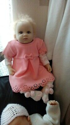 Baby reborn doll used