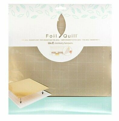 Foil Quill Magnetic Mat We R Memory Keepers Scan N Cut Sdx1200 , Cameo. New!