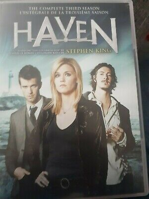 Haven: The Complete Third Season (DVD, 2013, 4-Disc Set, Canadian)