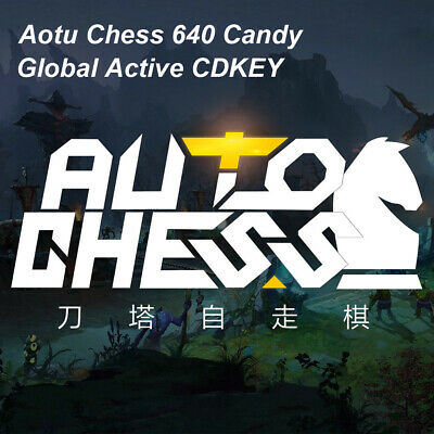 Auto Chess 640 Candy Code CDKEY For Dota2 AutoChess