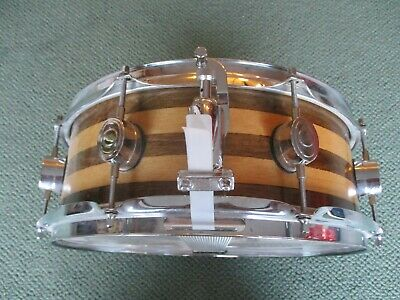 DW Pacific CX Maple Shell 14 X 5.5 Snare Drum, Custom Lacquer Finish -- Clean!