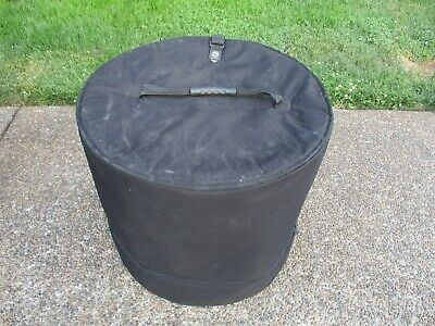 Kaces Bass Drum Case For 22 X 18 Bass Drums, Lined & Padded - Nice!
