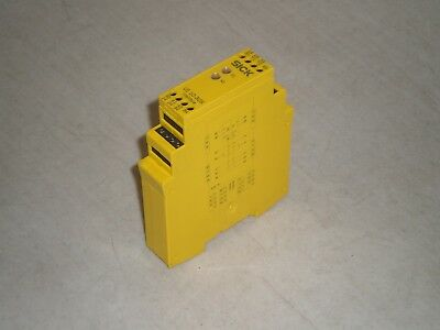 Sick 6024917 Safety Relay UE 10-30S2D0 Intelliface 24 VDC