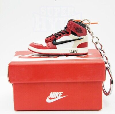 Nike x Off-White 3D Sneaker Keychain