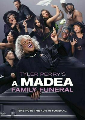 A Madea Family Funeral (DVD 2019) - Brand New w/ FREE SHIPPING!!!