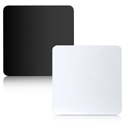 "Neewer 2Pcs 12"" x 12"" Acrylic Reflective Display Boards for Photography Shooting"