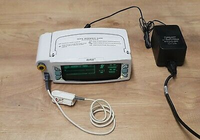 smith medical Capnocheck Sleep Capnograph Co2 and Oximeter SpO2 patient monitor