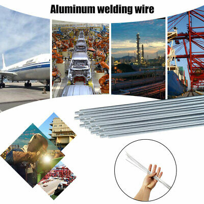 Aluminum Welding Rods Wire High Strength Corrosion Resistance Low Temp Weld Rods