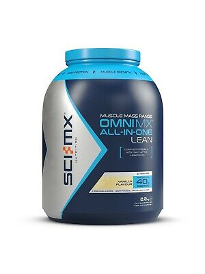 Sci-MX Nutrition OMNI MX All-In-One  LEANCORE 2.2kg Lean Muscle Mass Gainer