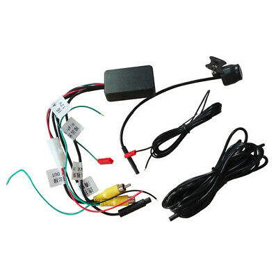 HD Car Front Rear View Camera Parking System 2 Camera NTSC Auto Switch Control