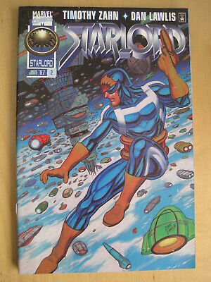 STAR LORD issue 2. GUARDIANS of the GALAXY. 1996 Marvel SERIES