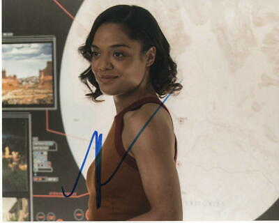 Tessa Thompson Signed Autographed 8X10 Photo - Avengers, Valkyrie Thor, Creed 4