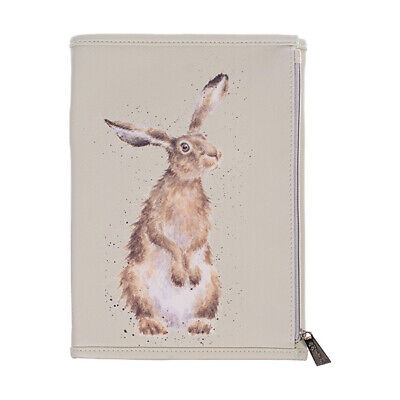 Wrendale Hare & Owl Country Set Notebook Wallet