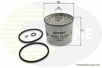 /> 12 Closed Off-Road Vehicle Diesel Comline Filtre carburant pour DODGE NITRO 2.8 07