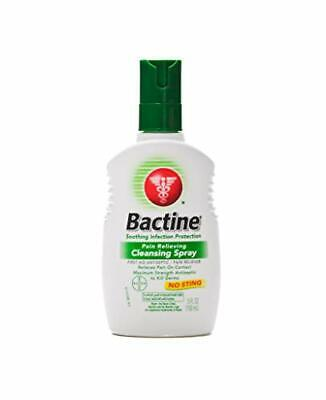 Bactine Maximum Pain Relieving Cleansing Spray 5 oz