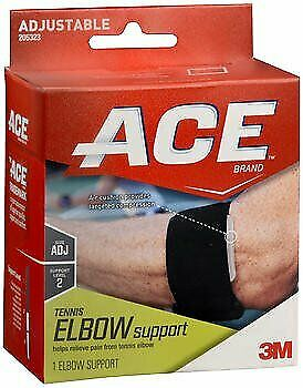 ACE Tennis Elbow Support 1 ea (Pack of 6)
