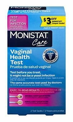Monistat Complete Care Vaginal Health Test Exp 3/20