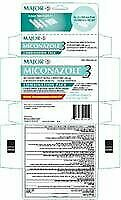 Major Miconazole 3 3 Day Treatment - 2 BOXES