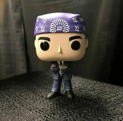 Funko Pop! The Office Prison Mike Hot Topic Exclusive PRE-ORDER w/ Protector