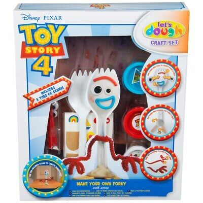 Toy Story 4 Make Your Own Forky With Scene