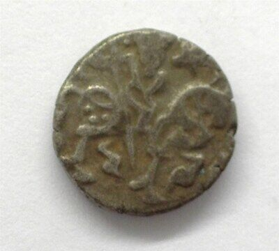 Muhammad Bin Sam 1193-1206 A.d. Billon Jital Extremely Fine Ancient India!