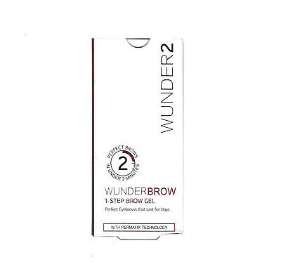 Wunderbrow Brow Gel Perfect Eyebrow In 2 Mins Various Shades New In Box