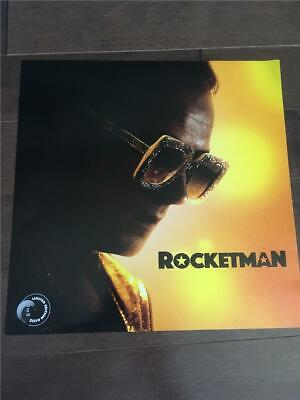 Rocketman Limited Edition Movie Poster 12 x 12 (Elton John)