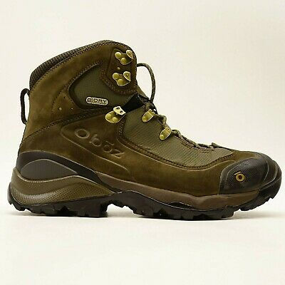 dd39cc576e6 OBOZ WIND RIVER III BDry US 12 EU 46 Hiking Trail Athletic Mens Mid Boots
