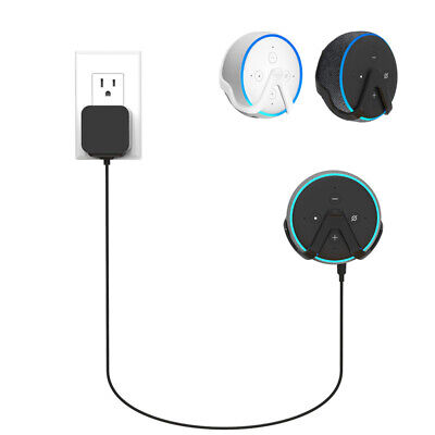 Wall Mount For Amazon Echo Dot 3 Space-Saving For bedroom Portable Stock Latest