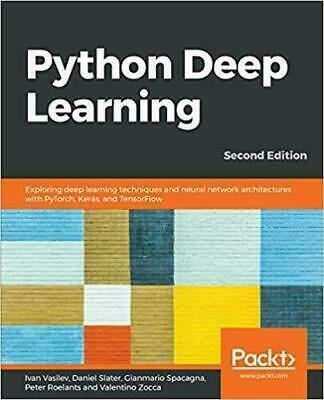 Python Deep Learning⭐⭐⭐⭐:Exploring learning techniques⚡, neural network and more