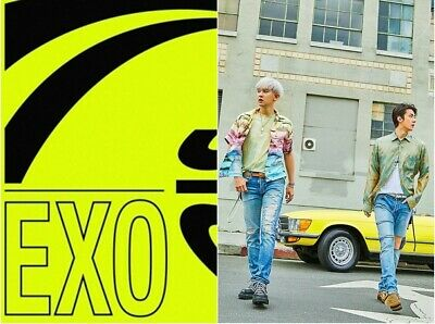 EXO-SC: WHAT A LIFE * CD+Full Package+Poster (SM) 1 Mini Album K-POP New Sealed