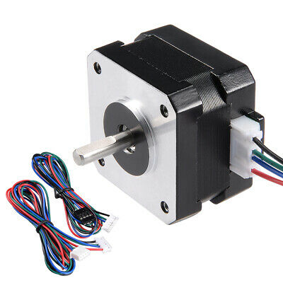 Nema 42 Stepper Motor Bipolar 16mm 0.14NM 1.2A 3.6V CNC/3D Printer Reprap Robot