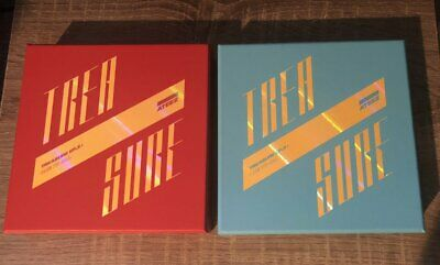 ATEEZ TREASURE EP 3 Wave & Illusion Official Albums. NO SOLO PC