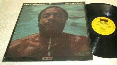 Grover Washington Jr Mister Magic Lp Bob James Jazz Funk