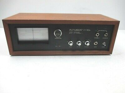 Vintage Autogenic Systems Autogen 100b Feedback Lab Thermometer