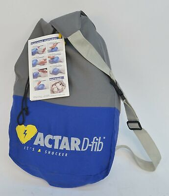 ACTAR D-Fib Adult CPR/AED Manikin Training Dummy w/ Lung Pack
