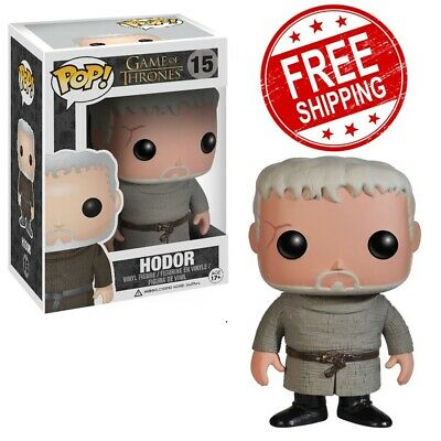 Funko Pop HODOR Game of Thrones Toy Collection Similar Model 10 cm