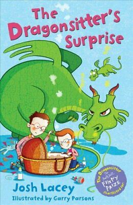 The Dragonsitter's Surprise by Josh Lacey 9781783446230 | Brand New