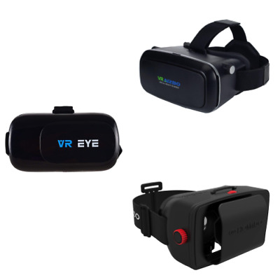 3D VR Headset Glasses Wireless Virtual Reality Smartphone iOS Android Adjustable