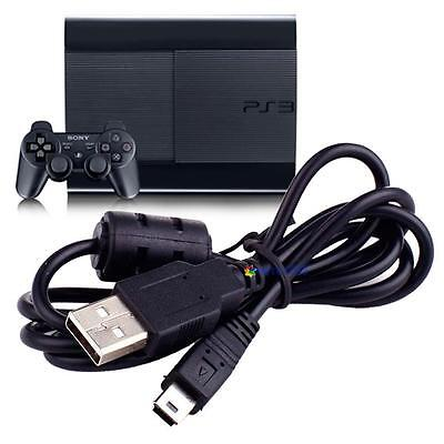 USB Charger Charging Cable Cord for Sony Playstation 3 PS3 Controller Gamepad GA