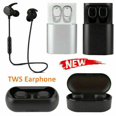 QCY T1 PRO TWS Wireless Bluetooth 5.0 Earphone Stereo Bilateral Headset Earbuds