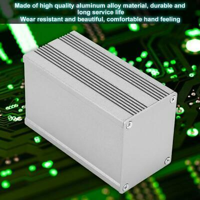 40x50x80mm Printed Circuit Board Aluminum Box Electronic Project Enclosure Case