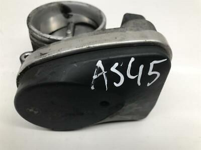 GENUINE USED BMW Throttle Body With Fuel Rail For 3 Series