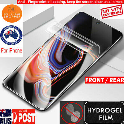 Apple iPhone 6D curved HD clear tempered glass screen protector for x XR xs Max
