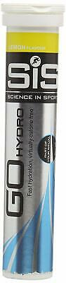 Science in Sport Go Hydro Hydration Tablets - Lemon, Tube of 20 FREE DELIVERY