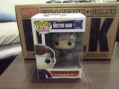 Funko Pop--Doctor Who--Eleventh Doctor/Mr Clever--#356