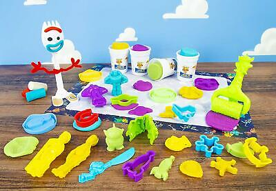 Toy Story 4 Ultimate Dough Set Plus Make Your Own Forky NEW