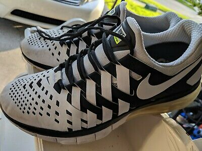 reputable site ad908 2e376 Nike Fingertrap Max TB Athletic Shoes Black White - Men s Size 11