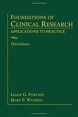 Foundations of Clinical Research Applications (E-book) {PDF}⚡Fast Delivery(10s)⚡